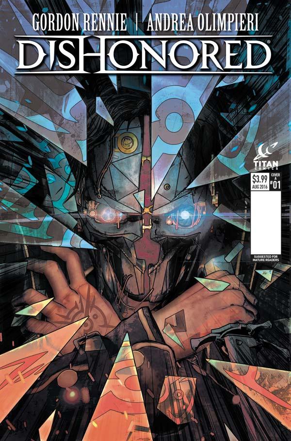 Dishonored_1_Cover_A Fabio Listrani