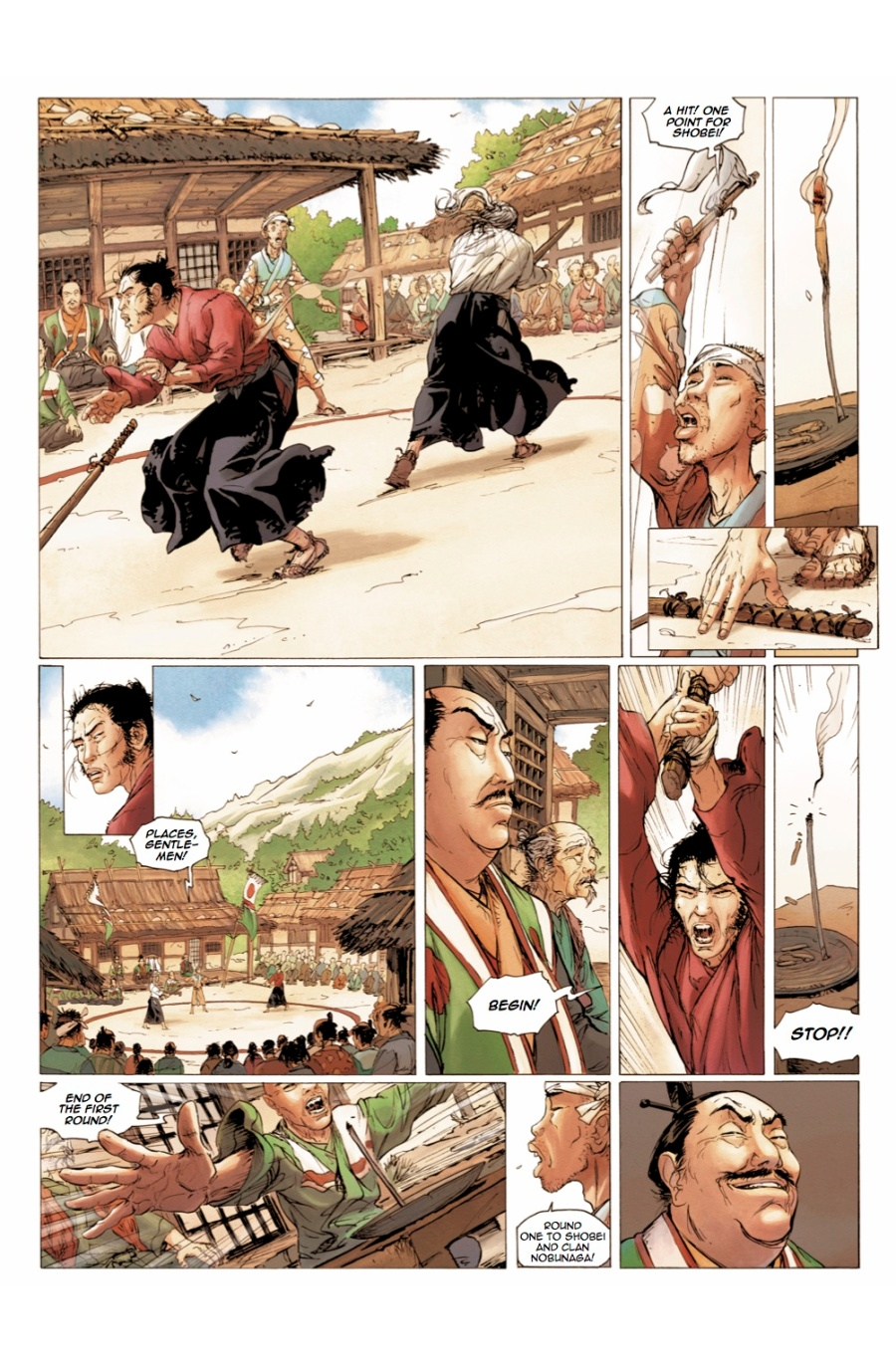 Samurai 3 Preview 3